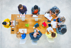 Productive meetings don't just happen - they are planned.  Learn the 7 secrets to running a great meeting.