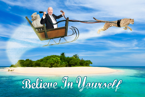 When you better believe in yourself, you can better achieve your goals. We have proof.