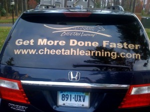 The Cheetah Mobile Hits the Roads in New England
