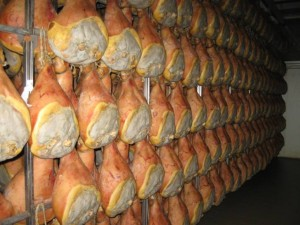 60,000 Proscuitto de Parma Hams Get Processed in this Artisanal Processing Plant Per Year